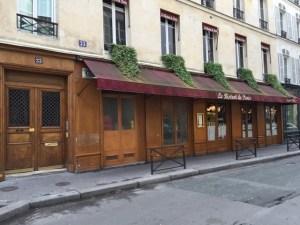 Bistrot de Paris