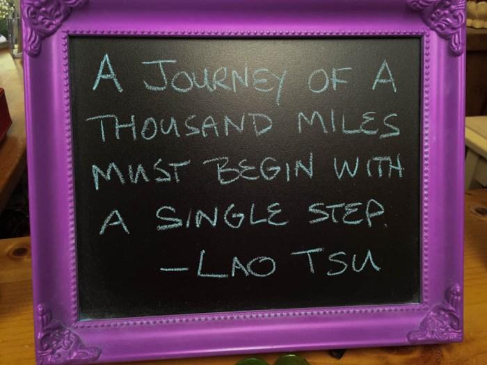 Lao Tsu quote
