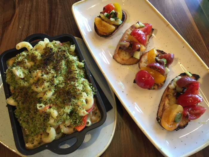Coast Kitchen dishes