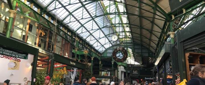 London's Historic Borough Market Beckons Food Lovers