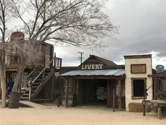 Pioneertown Livery