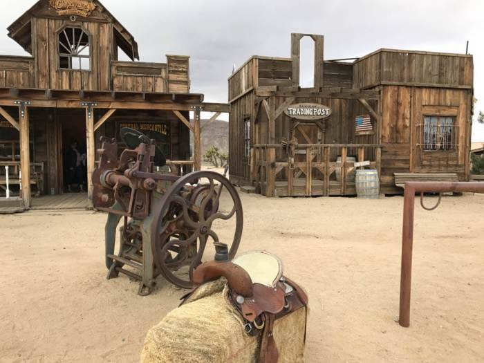 Pioneertown Trading Post