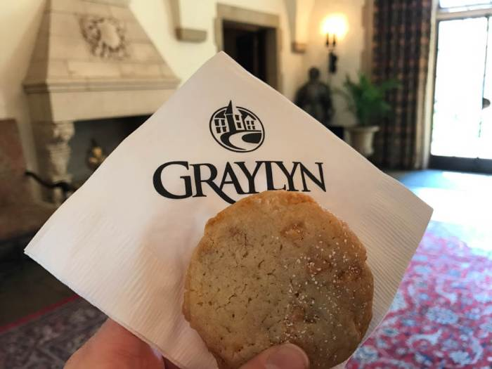 Graylyn cookie