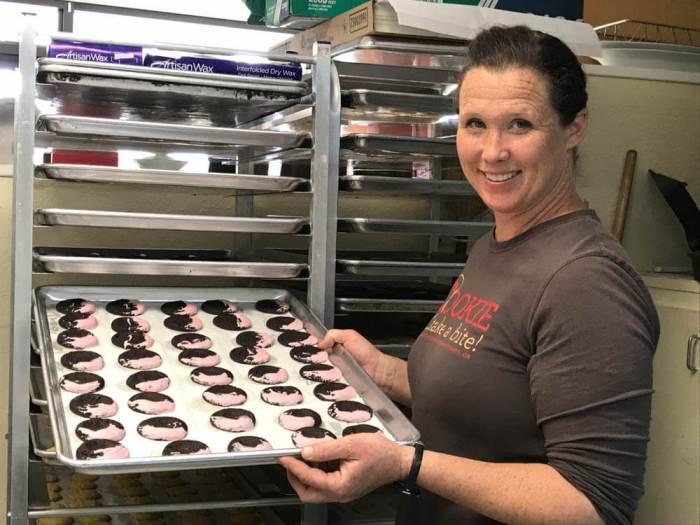 Tracy Mattson of COOKIE...take a bite!