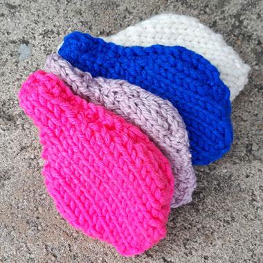 Reusable water balloons free knitting pattern
