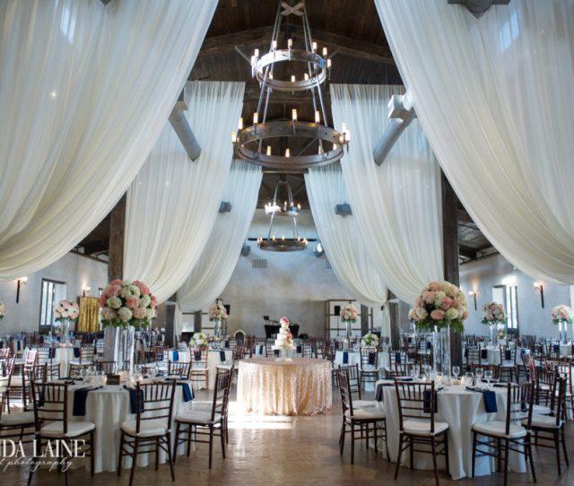 Lost Mission Wedding Reception