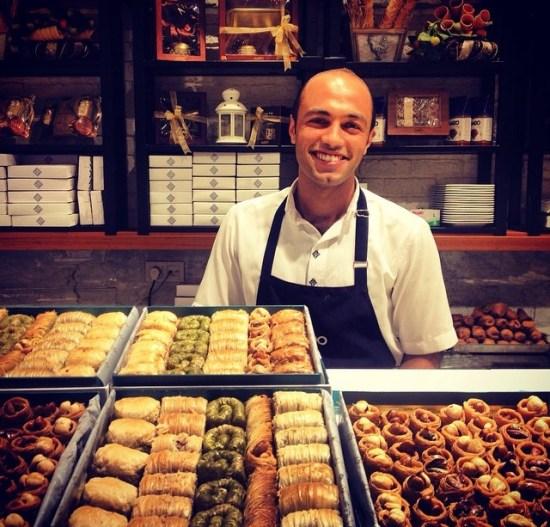 Istanbul street food