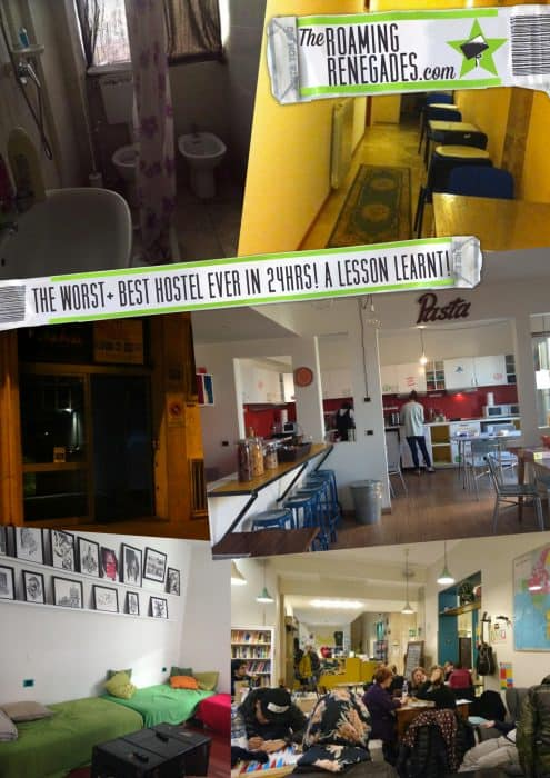 First day backpacking...The worst and Best hostel in the world in 24 hours! You live and learn!, hostel sofia milan, milano, italy, ostello bello, best hostels in the world, worst hostels, backpacking, accommodation, backpacking tips, travelling, traveling, travel stories, uk to new zealand,