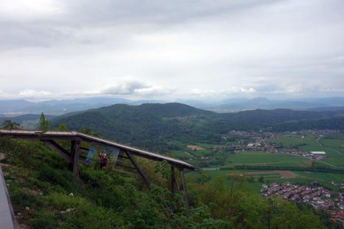 day trips from Ljubljana, Hiking Smarna Gora, The Local Ljubljana mountain! Things to do in ljubljana, Slovenia, Eastern Europe, nature, hikes, mountains, near to the city, local guide, local tips, local food, outdoors, couch surfing