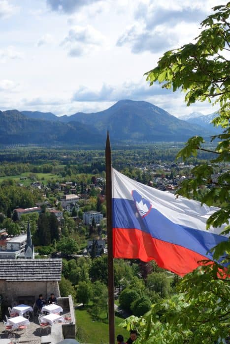 A guide to the picture perfect town of Bled, Slovenia!, bled island, monastery, church, castle, postcard, boat, tour, things to do, things to see, bike, walk, hike