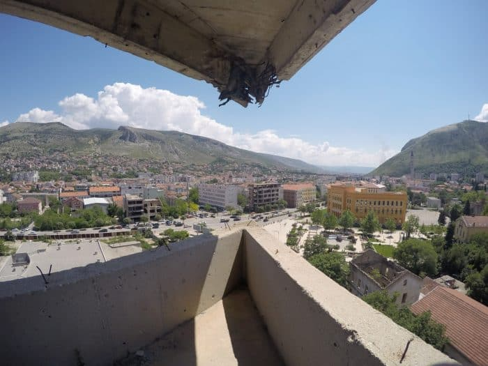Stari Most, bazaar, old town, things to do in mostar, guide to mostar, bosnia, bosnia and Herzegovina, Koskin-Mehmed Pasha's Mosque, The Turkish House (Kajtaz), The crooked bridge (Kriva Cuprija), mountains,