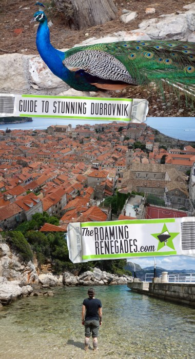 A guide to Dubrovnik, Croatia: The historic pearl of the Adriatic lives up to its name! > https://theroamingrenegades.com/2016/06/a-guide-to-dubrovnik-croatia-the-historic-pearl-of-the-adriatic-lives-up-to-its-name.html