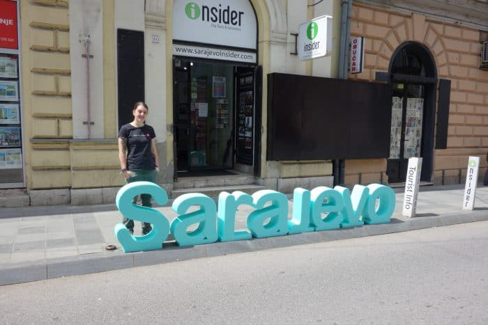 Guide to Sarajevo. The east meets west Bosnia capital that stole our hearts!