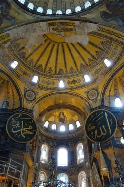 Istanbul, places to see in istanbul, history, asia, Europe, things to do, top things to see, what to do, where to go, turkey, turkiye, adventure, explore, romance of travel, bucket list,Hagia Sophia, Haggia, Sofia, Blue Mosque, Sultan Ahmed Mosque, Byzantine, Ottoman, sultan, how old is the blue mosque, how old is the hagia sophia, what do I need to wear to visit the Blue Mosque, clothing, requirements, price, cost, opening times, restrictions, women, men, legs, head, scarf, muslim, islam, prayer, call to prayer, minarets, why is the blue mosque called the blue mosque, tiles, decoration, age, open to visitors, tourists, can I go inside the blue mosque,