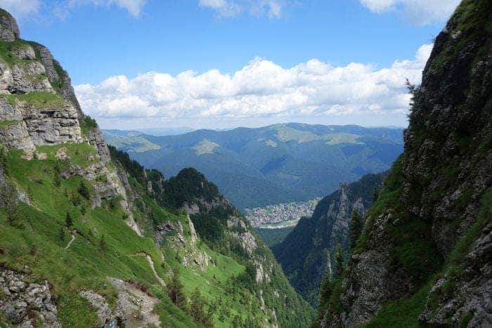 Brasov, dracula, vlad the impaler, Transylvania Carpathian mountains, Busteni, Cabana Babele, hiking, trails, where to hike, Baba Mare, 2293m/ 7.520ft, Romania, climbing, adventure, explore, holiday, backpacking, mountain, trail, alps, routes, via ferata, via ferrate, scrambling, chains, cable car, price, time, how to get to Busteni, Buşteni, Valea Jepilor, Juniper Valley,Bucegi Mountains, Piatra Arsă, The Burned Rock challet, Prahova Valley,