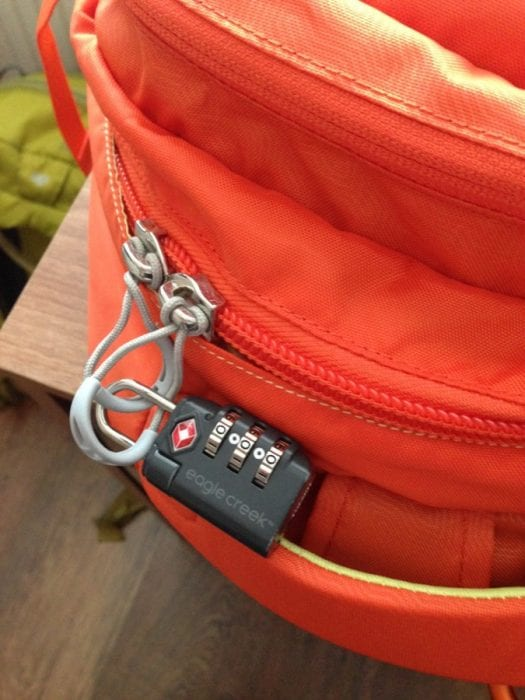 Backpacking: How to keep your stuff safe whilst travelling!