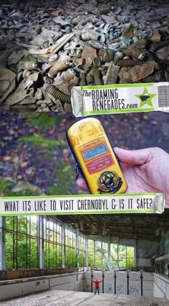 Delving into the post apocalyptic world of abandoned soviet Chernobyl and exploring the eerie streets of Pripyat. > https://theroamingrenegades.com/is-it-safe-to-visit-chernobyl-tours-from-kiev-Ukraine/   #travel #Chernobyl #Ukraine #Urbex #AdventureTravel #EasternEurope #Europe #Pripyat