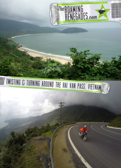 Twisting and turning around the Hai Van Pass: The perfect coastal road that clings to a mountain, Hoi An, Hue, Da Nang, marble mountain, Hai Van Pass, Top Gear, motorbike Vietnam, mountain roads, coastal roads, Viet Cong, Hai Van Pass tour, Hai Van pass motorbike tour, south east asia, things to do in Hoi An, things to do in Da Nang,
