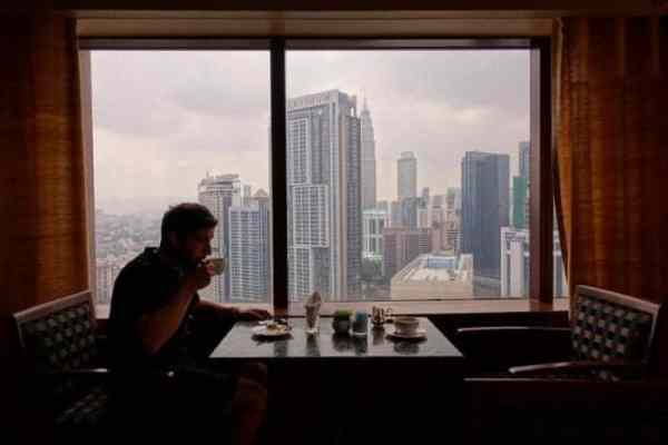 The Sheraton Imperial KL: A 5* oasis of relaxation, high class dining and jaw dropping views!