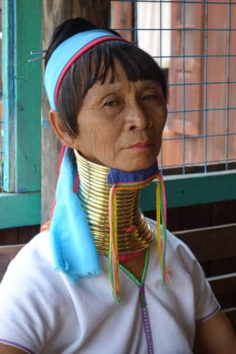 Karen tribe, long neck women, What to expect when you visit Myanmar (Burma): The wonderful, surreal & authentic side of South East Asia, Bagan, Visa, border crossing, Kalaw, trek, Lake inle, culture, villages, temples, Golden Rock, How to visit myanmar, Tips for visiting Myanmar, hiking, homestay, monk, schwedagon pagoda, accommodation, Myanmar Travel,