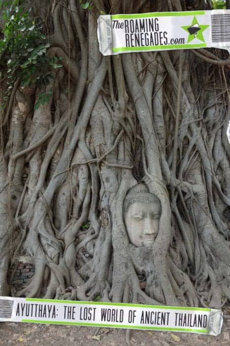 Ayutthaya Thailand: The lost world of ancient Thailand & a treasure trove of temples