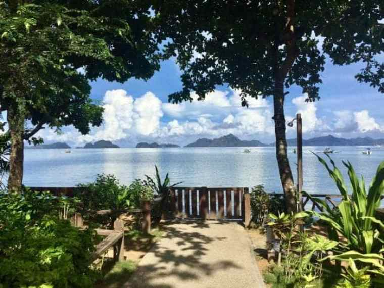 DoubleGem Beach Resort & Hotel El Nido: The stunning hotel that sits on the beach in this most stunning Filipino paradise