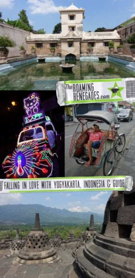 A guide to Yogyakarta, the historic heart of Java we fell in love with, Indonesia!