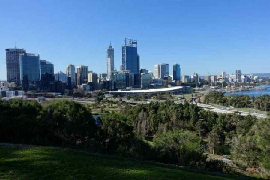 Things to do in Perth, what to do in Perth, things to see in Perth, Is Perth worth visiting, Western Australia, Kings park, Elizabeth Quay, waterfront, Perth Mint, Trinity Church, Government house, Perth town hall, The Palace Hotel, St Georges House, history, swan river, fremantle, fremantle prison, fremantle harbour, fremantle markets, fish and chips, Scarborough, Cottesloe Beach, Trigg Beach, Port Beach, Swanbourne Beach and South Beach, Bush, countryside, kangaroos, Mundaring Weir, C.Y O'Connor,