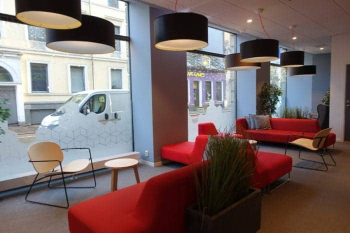 CityBox Hotel, Oslo: A slick, modern and elegant budget option in this expensive city
