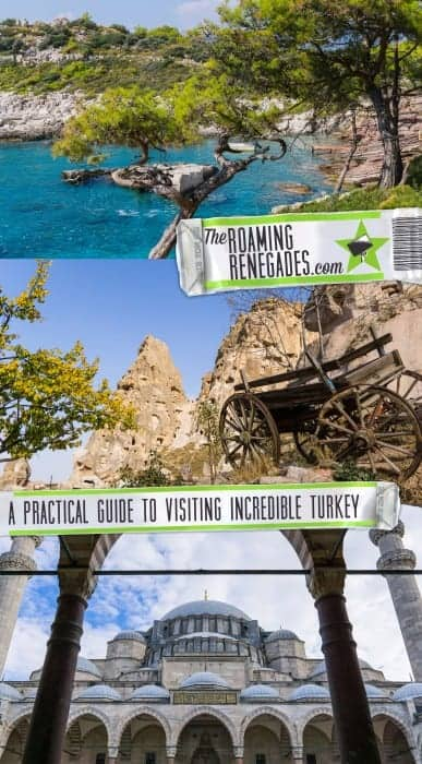 A practical guide to visiting Turkey: Safety, visas and travel in this incredible country.