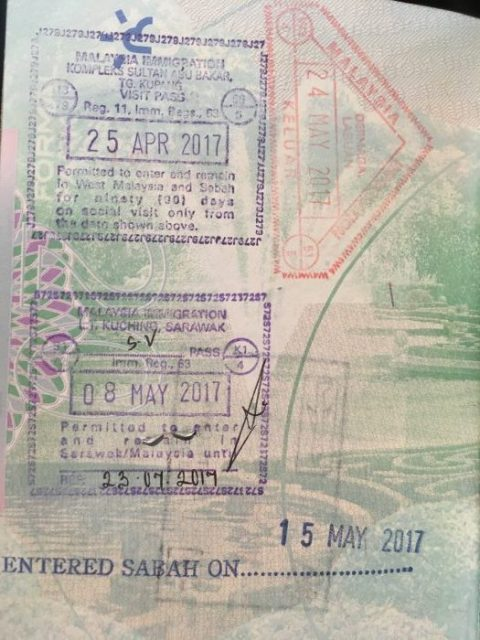 visa, stamp, passport, Thailand, Cambodia, Vietnam, Laos, Bangkok, Chiang Mai, Myanmar, Singapore, Malaysia, Indonesia, Philippines, asia backpacking route, Budget travel Asia, Transport in Southeast Asia, How to get around Southeast Asia, Backpacking Asia, Southeast Asia transportation, Backpacking asien, southeast asia itinerary, Types of transportation in South Asia, Backpacking Southeast Asia, Public transportation in Asia, Best public transportation in Asia, Travelling between countries in Southeast Asia, southeast asia travel, backpacking southeast asia, southeast asia travel guide, south east asia travel route, traveling around southeast asia, travelling around southeast asia, 12go asia, how to book transport in Southeast Asia, bus, flight, plane, boat, ferry, motorbike, scooter, train, railway,