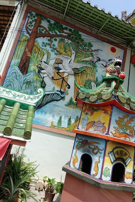 Penang Itinerary: What to do in Penang in 3 days. A Guide to this Beautiful & Historic Town in Malaysia: Masjid Kapitan Keling, Mosque, Harmony Street, Jalan Kapitan Keling, George Town