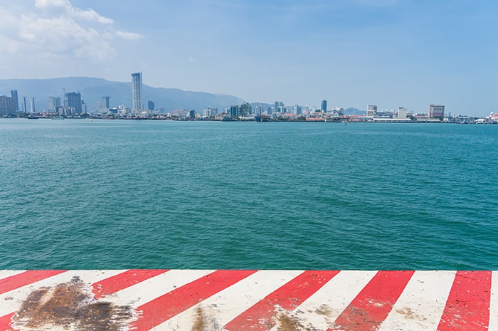 Penang Itinerary: What to do in Penang in 3 days: Georgetown Malaysia guide. Butterworth to Penang ferry