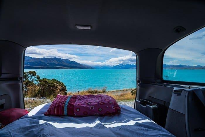 Camping power hook up europe