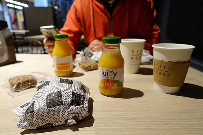 Hostel Breakfast, Backpacking in London, London for families, Things to do in London for families, things to do in London on a budget, free things to do in London, cheap things to do in London,