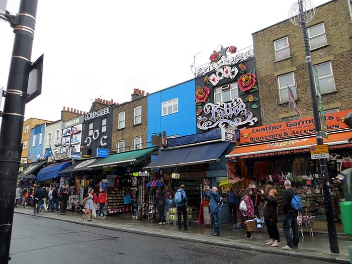 Camden Town, Backpacking in London, London for families, Things to do in London for families, things to do in London on a budget, free things to do in London, cheap things to do in London,