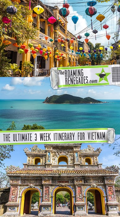 The Ultimate 3 weeks in Vietnam Itinerary, A Complete Guide To This Amazing Country!