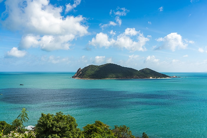 Quy Nhon coastline. 3 weeks in Vietnam, Vietnam itinerary: 3 weeks, 3 week Vietnam itinerary