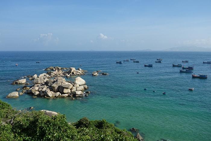 Coast near Hoi An. 3 weeks in Vietnam, Vietnam itinerary: 3 weeks, 3 week Vietnam itinerary