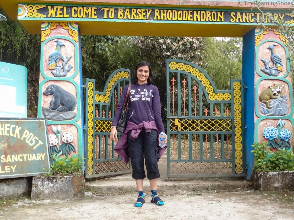 Varsey Rhododendron Sanctuary
