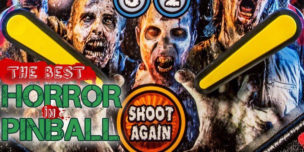 The 11 Best Horror-Themed Pinball Machines (Ranked) - the