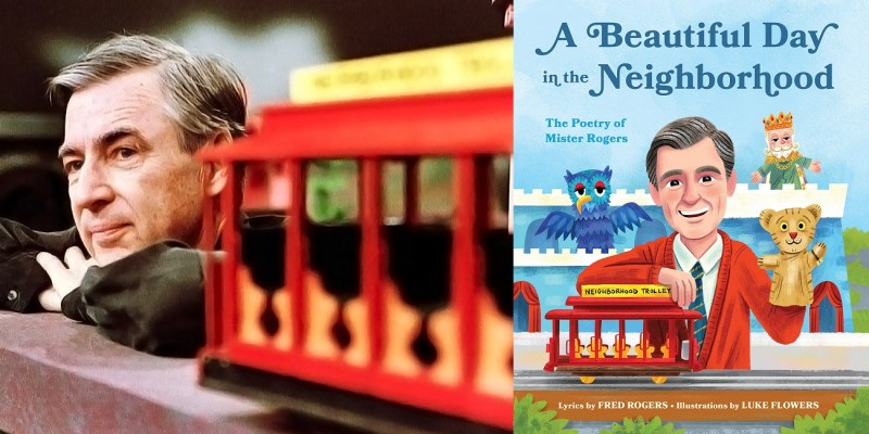 Quirk Books Helps You Drown Yourself In The Relentless Positivity Of Mister Rogers Lyrics The Roarbots