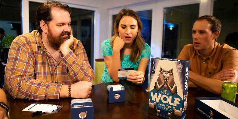 No Sheep's Clothing Necessary, The Game of 'Wolf' is a Howling Good Trivia  Game! - the Roarbots
