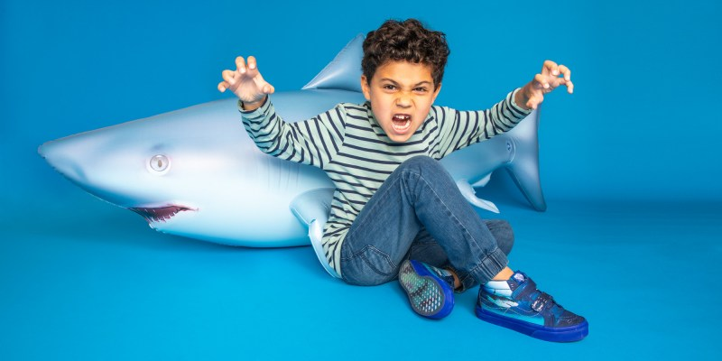 Keep Shark Week Going All Year Long - the Roarbots