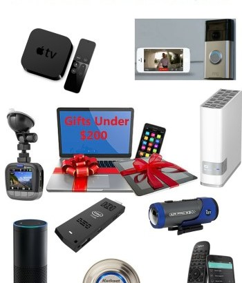 holiday gift guide under 200