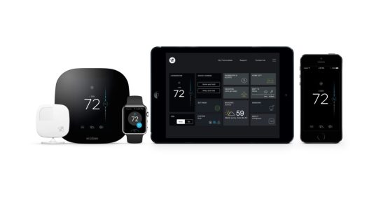 ecobee3 devices