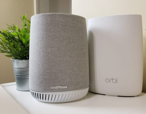 REVIEW: NETGEAR Orbi VOICE WiFi System & Smart Speaker - THE
