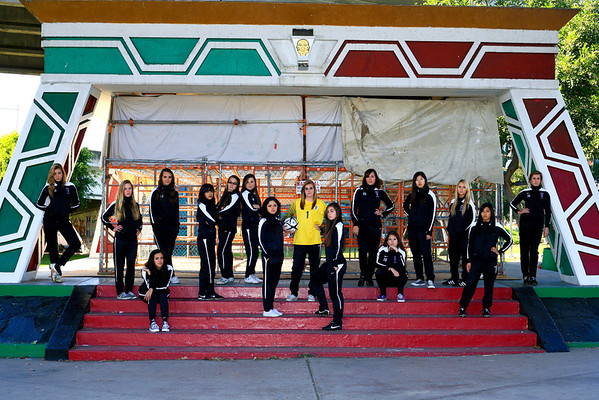 Rock Academy, Warrior Soccer, Chicano Park, San Diego