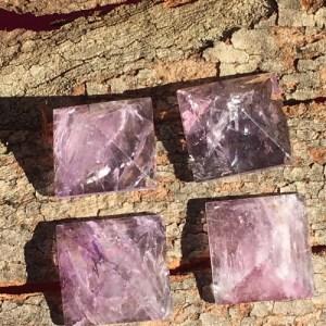 buy amethyst pyramids