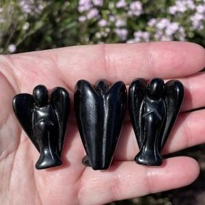 black obsidian angels